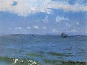 William Stott of Oldham Below Gravesend oil painting picture wholesale